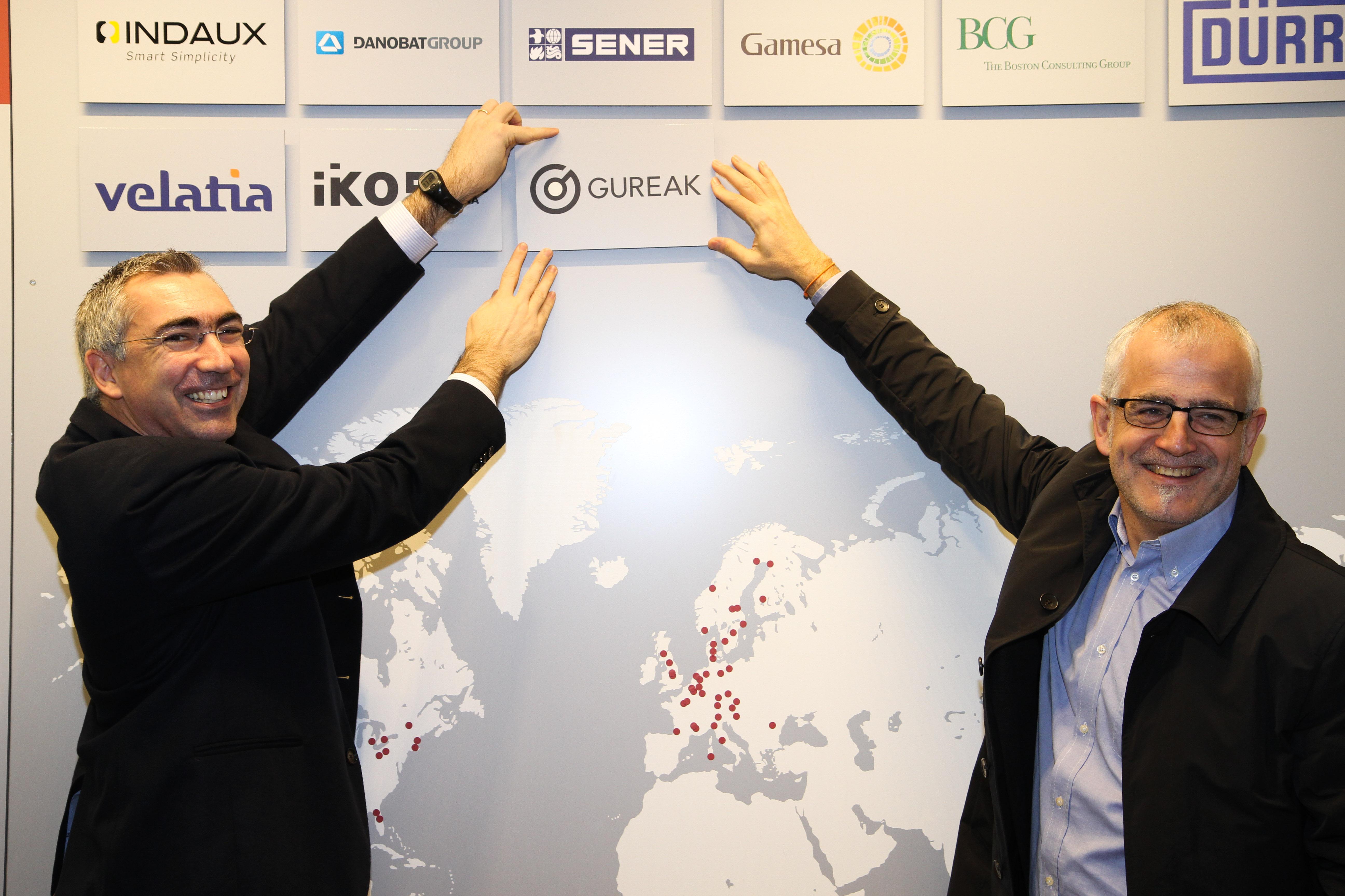 GUREAK y TECNUN Universidad de Navarra firman acuerdo de colaboración