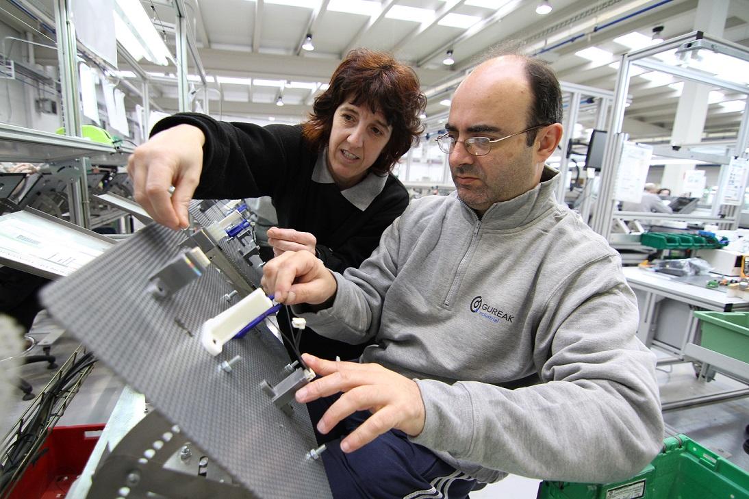 Arrancan los cursos de Lanbide y Fondo Social Europeo