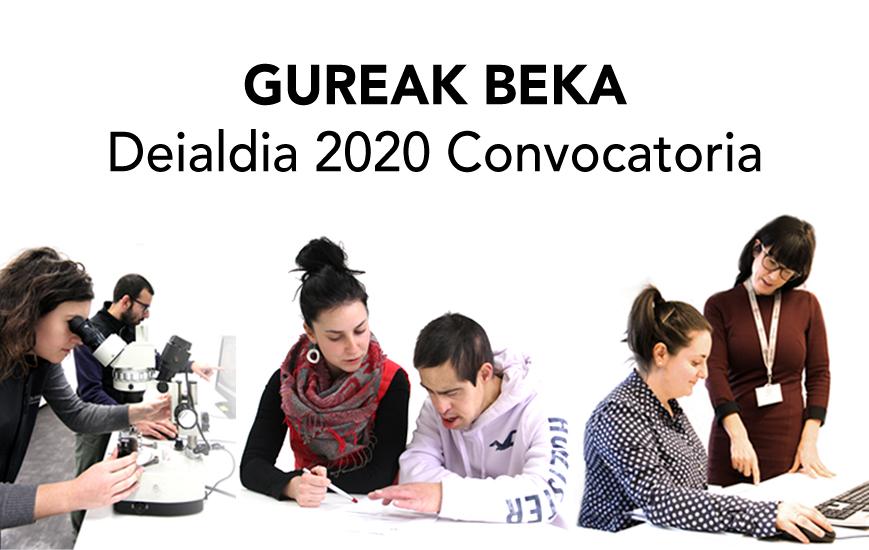 GUREAK VUELVE A OFRECER LA BEKA GUREAK