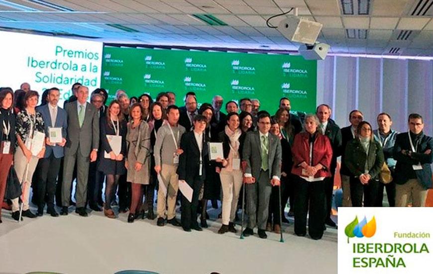 Pauso Berriak, 2019ko Iberdrola Programa Sozialaren finalista